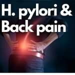 h. pylori and backpain