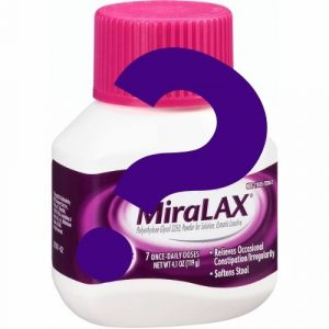 MiraLax Not working after 3 days.