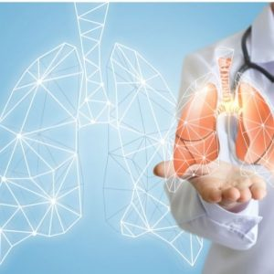 Typhoid affect lungs spread through cough