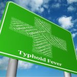 can typhoid be cured completely